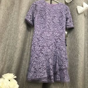 Vince Camino Lace party dress